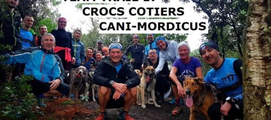RASSEMBLEMENT TEAM TRAIL 17 / CROCS COTIERS / CANI-MORDICUS