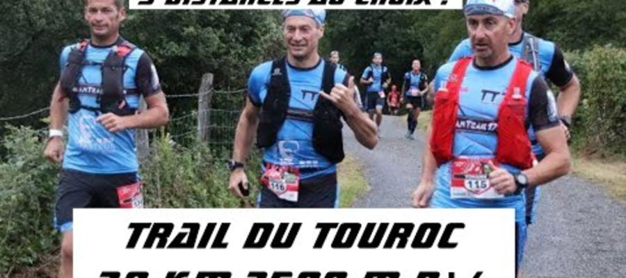 Trail du Touroc à Sacoué (65) 38 km pour 2500 m de D+/-