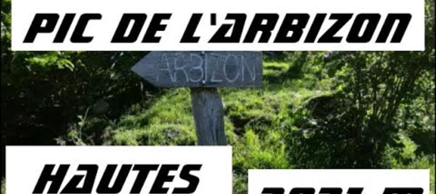Pic de l'Arbizon par les granges de Lurgues