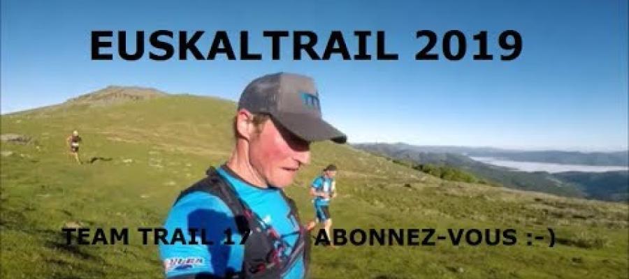 EUSKAL TRAIL 2019 (Objectif club 2019)